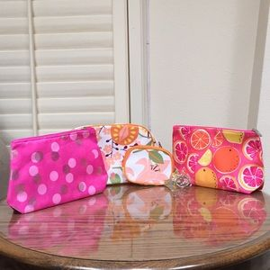New Clinique Cosmetic Bags